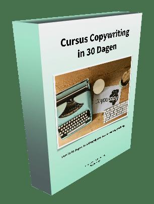 cursus copywriting in 30 dagen
